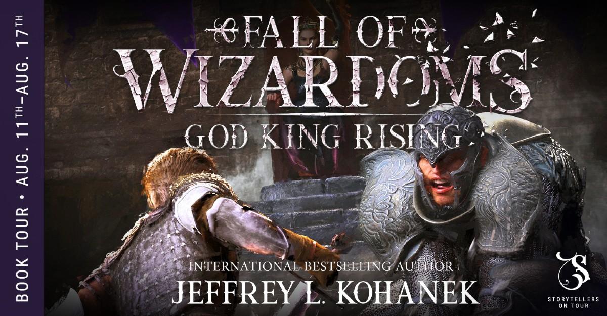God King Rising by Jeffrey L. Kohanek – 4 Star Book Review
