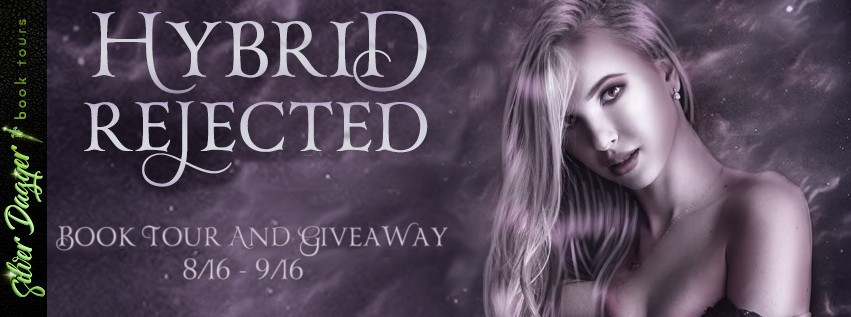 Hybrid Rejected by Romy Lockhart [Book Tour]