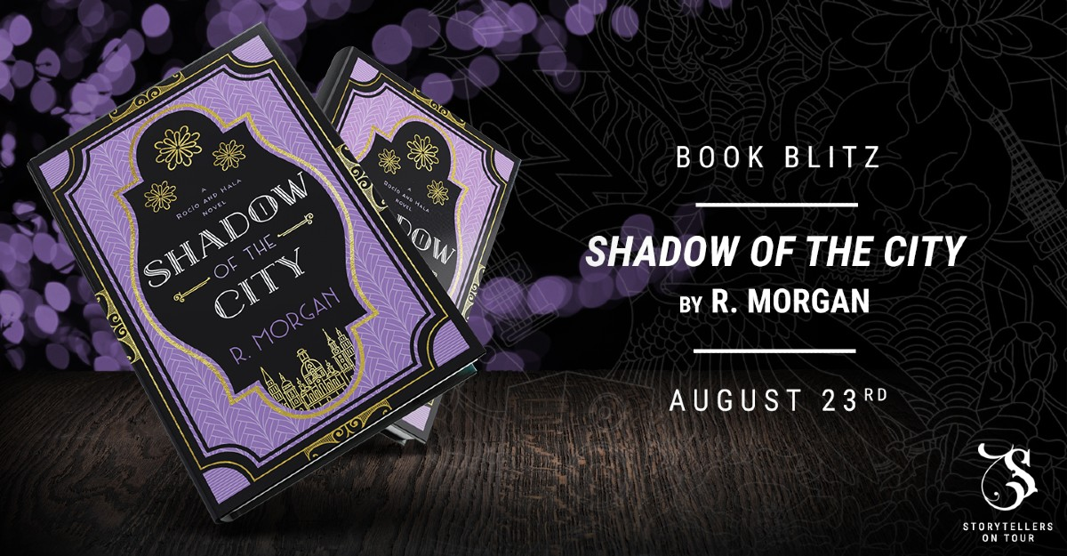Shadow of the City by R. Morgan [Book Blitz]