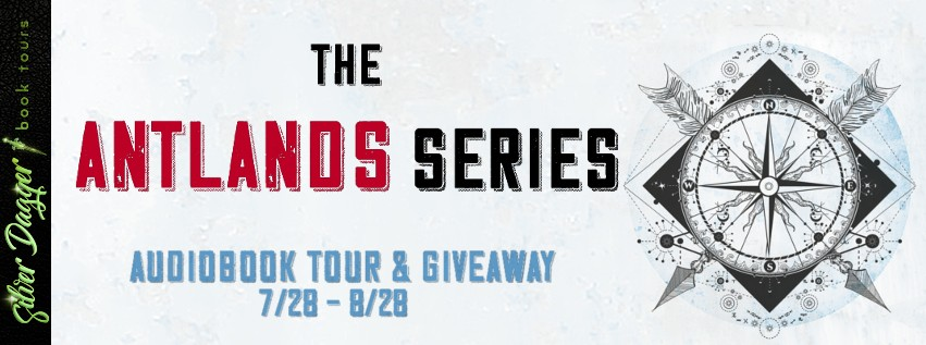 The Antlands Series [Book Tour with Excerpt]