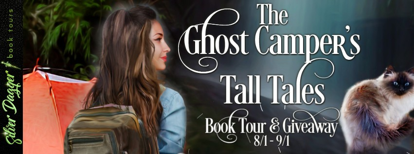 The Ghost Camper's Tall Tales by Elizabeth Pantley