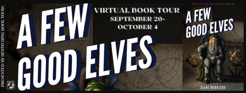 A Few Good Elves by Diane Morrison [Blog Tour with Excerpt]