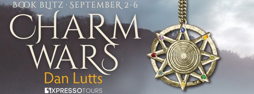 Charm Wars by Dan Lutts [Book Blitz with Excerpt]