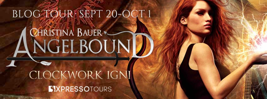 Clockwork Igni by Christina Bauer – 4 Star Book Review
