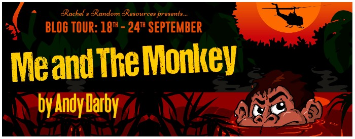 Me and the Monkey by Andy Darby – 4 Star Book Review