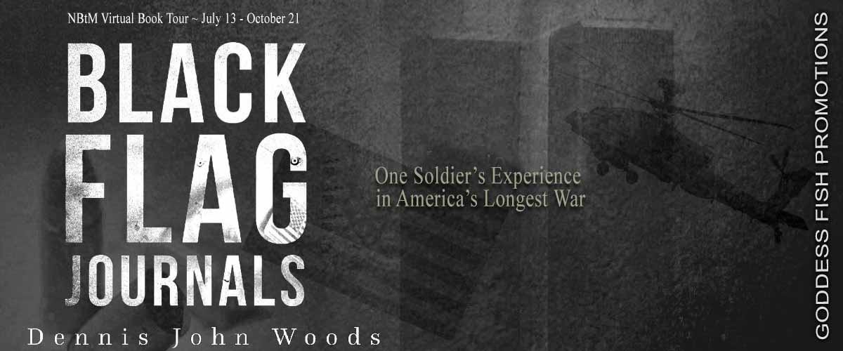 Author Interview with Dennis John Woods, Black Flag Journals