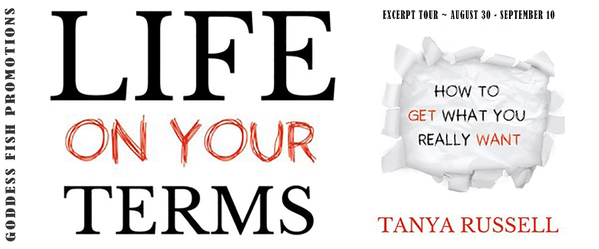 Life on Your Terms by Tanya Russell [Blog Tour]