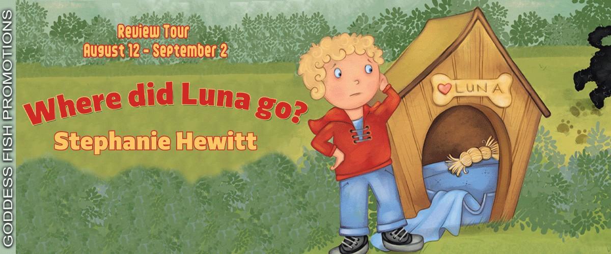 2 Book Review: Luna's Adventures Series by Stephanie Hewitt
