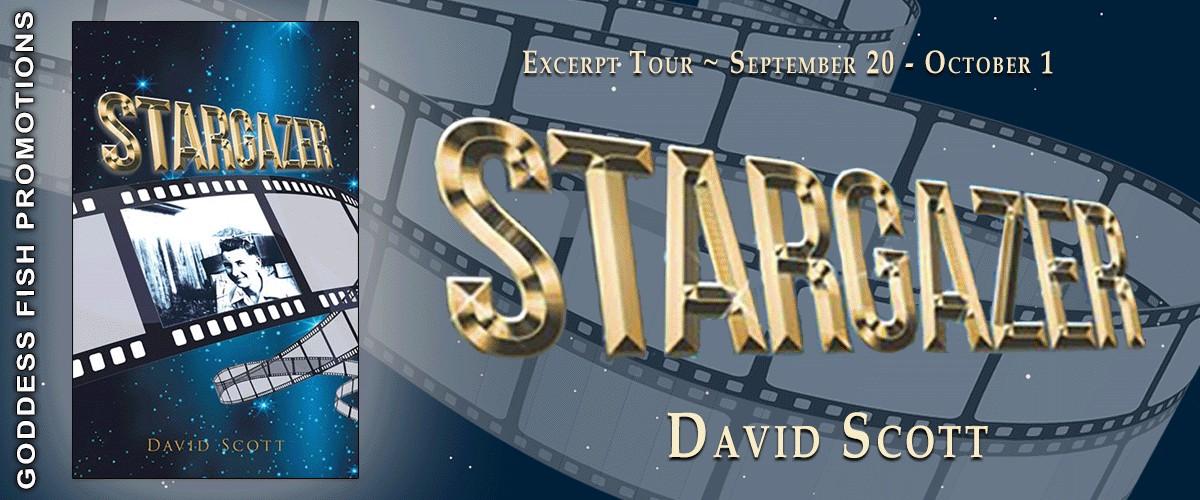 Stargazer by David Scott [Blog Tour with Excerpt]