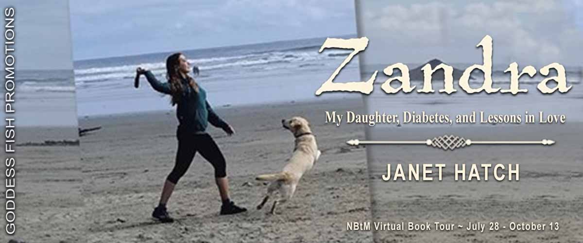 Author Guest Post with Janet Hatch, Author of Zandra