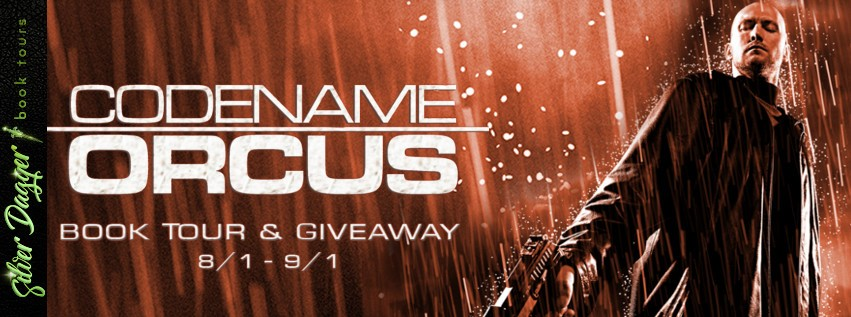 CodeName: Orcus Series by Thomas J. Eyre [Blog Tour]