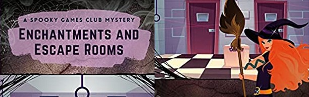 Enchantments and Escape Rooms – 5 Star Book Review