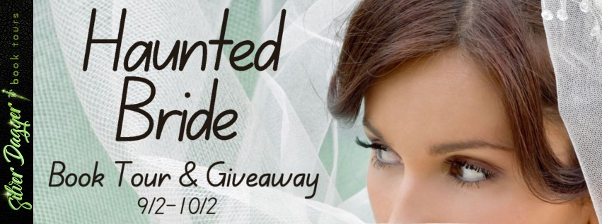 Haunted Bride by Maggie Tideswell [Blog Tour with Excerpt]