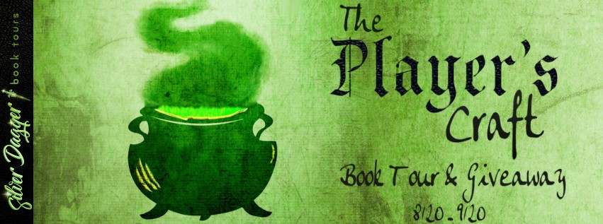The Player's Craft by Kell Cowley [Blog Tour with Excerpt]