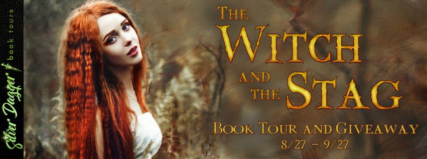 The Witch and the Stag by Victoria Rogers