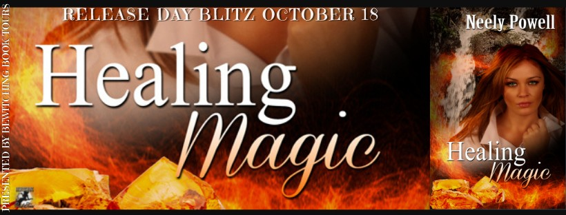 Release Day Blitz: Healing Magic by Neely Powell