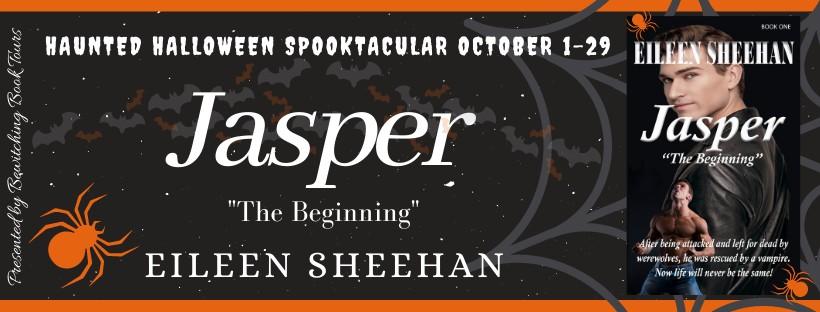Jasper: The Beginning by Eileen Sheehan [Tour with Excerpt]