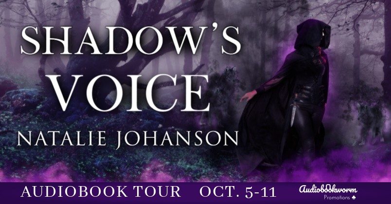 Shadow's Voice by Natalie Johanson – 4 Star Book Review