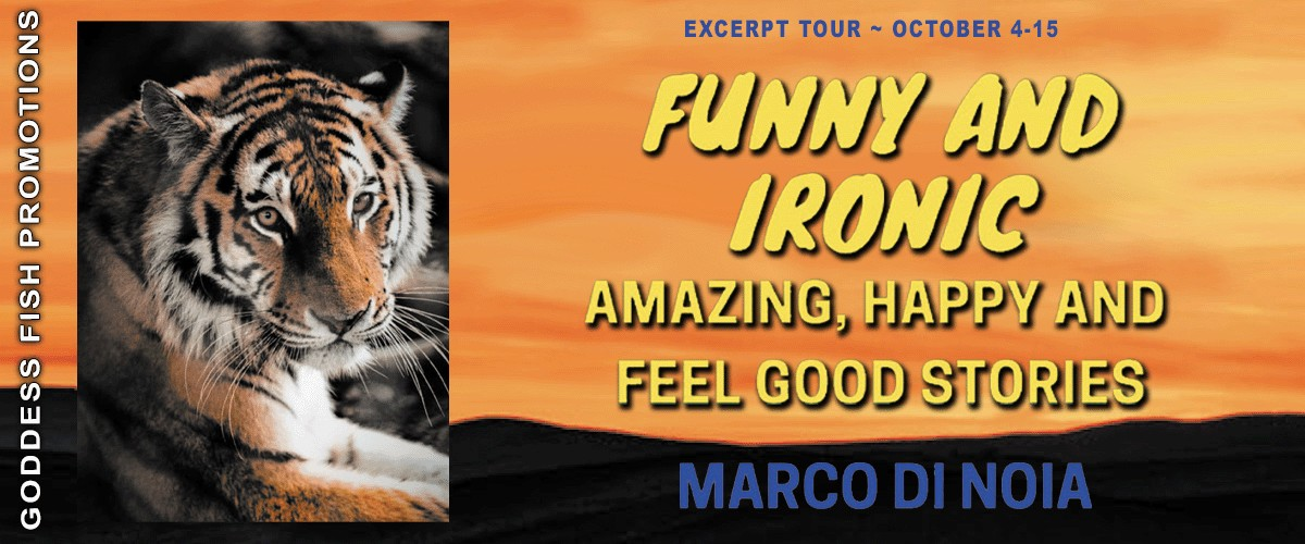 Funny and Ironic by Marco Di Noia [Tour with Excerpt]