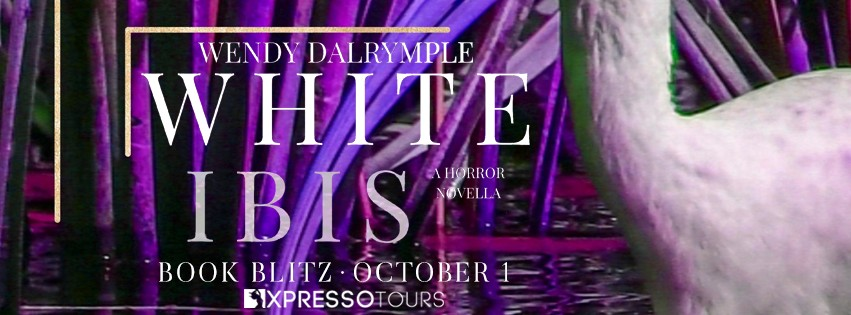 White Ibis by Wendy Dalrymple [Blitz with Excerpt]