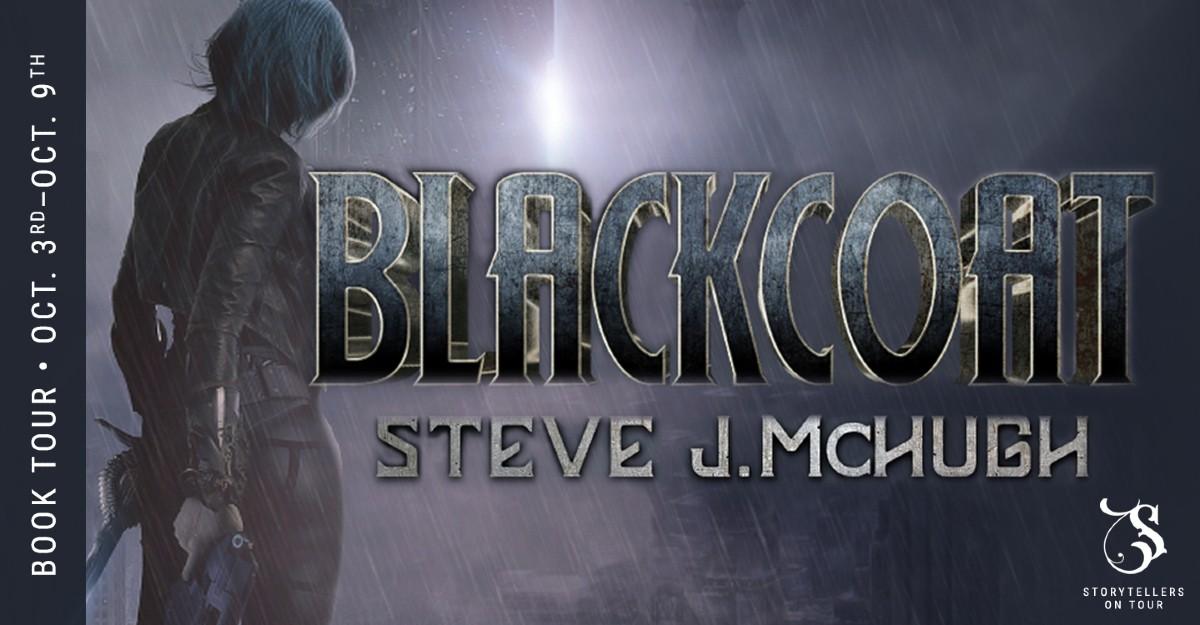 Blackcoat by Steve McHugh – 4 Star Book Review