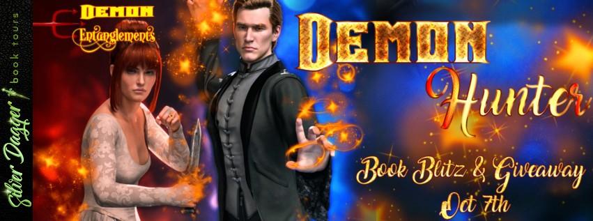 Demon Hunter by Treva Harte [Blitz with Excerpt]