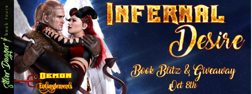Infernal Desire by Angela Knight [Blitz with Excerpt]