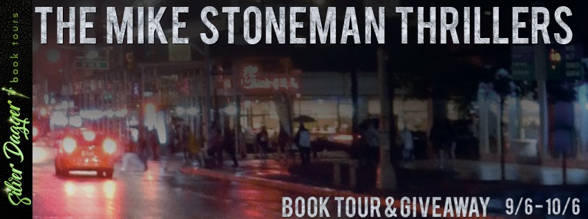 Mike Stoneman Thriller Series by Kevin G. Chapman