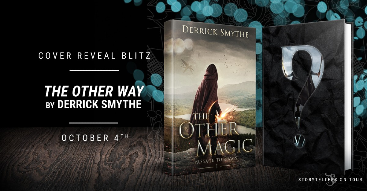 Cover Reveal: The Other Way by Derrick Smythe