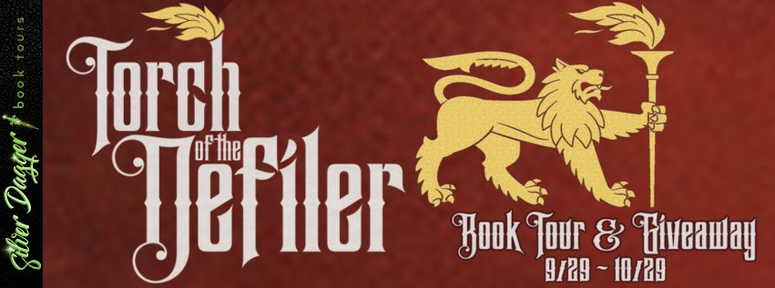 Torch of the Defiler by Julie McCord [Tour with Excerpt]